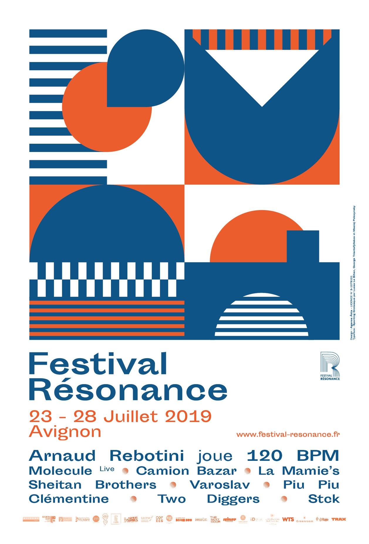 Festival Résonance 2019