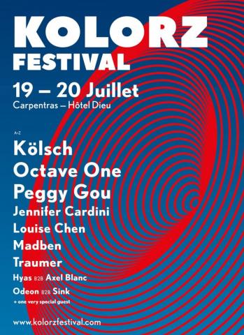 Festival Kolorz été 2019