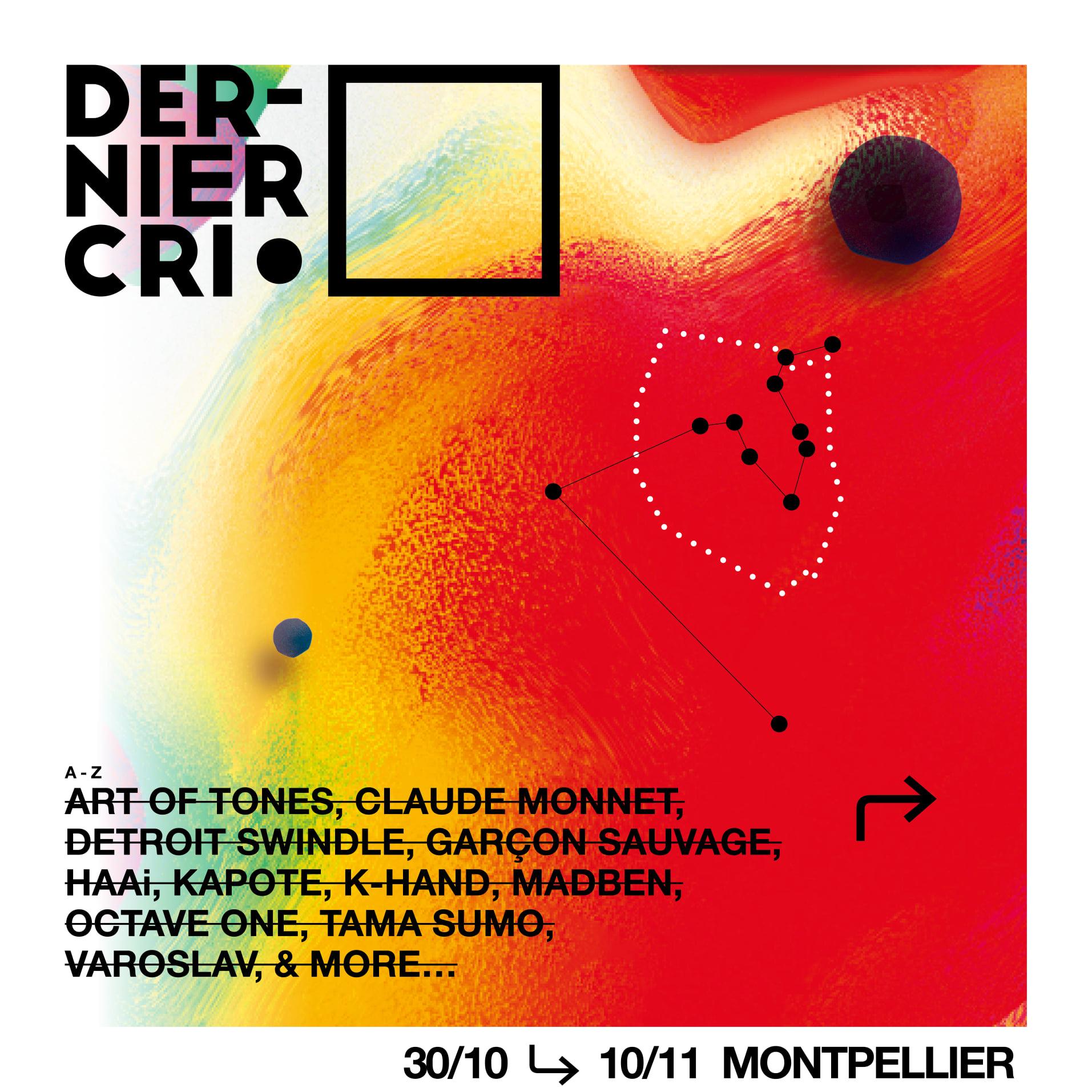 Festival Dernier Cri 2019