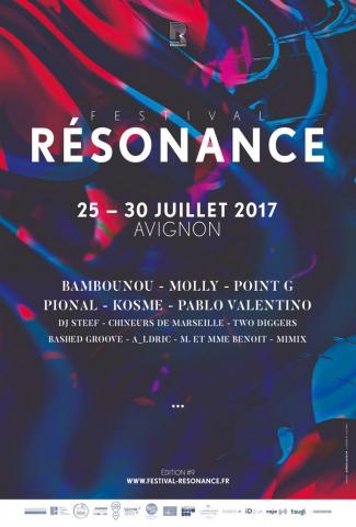 Festival Résonance 2017